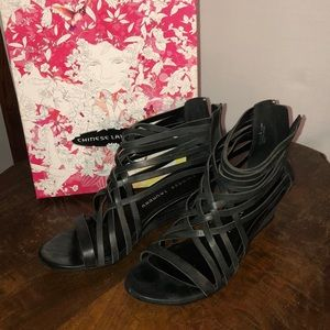 Chinese Laundry Day Time vegan leather sandal
